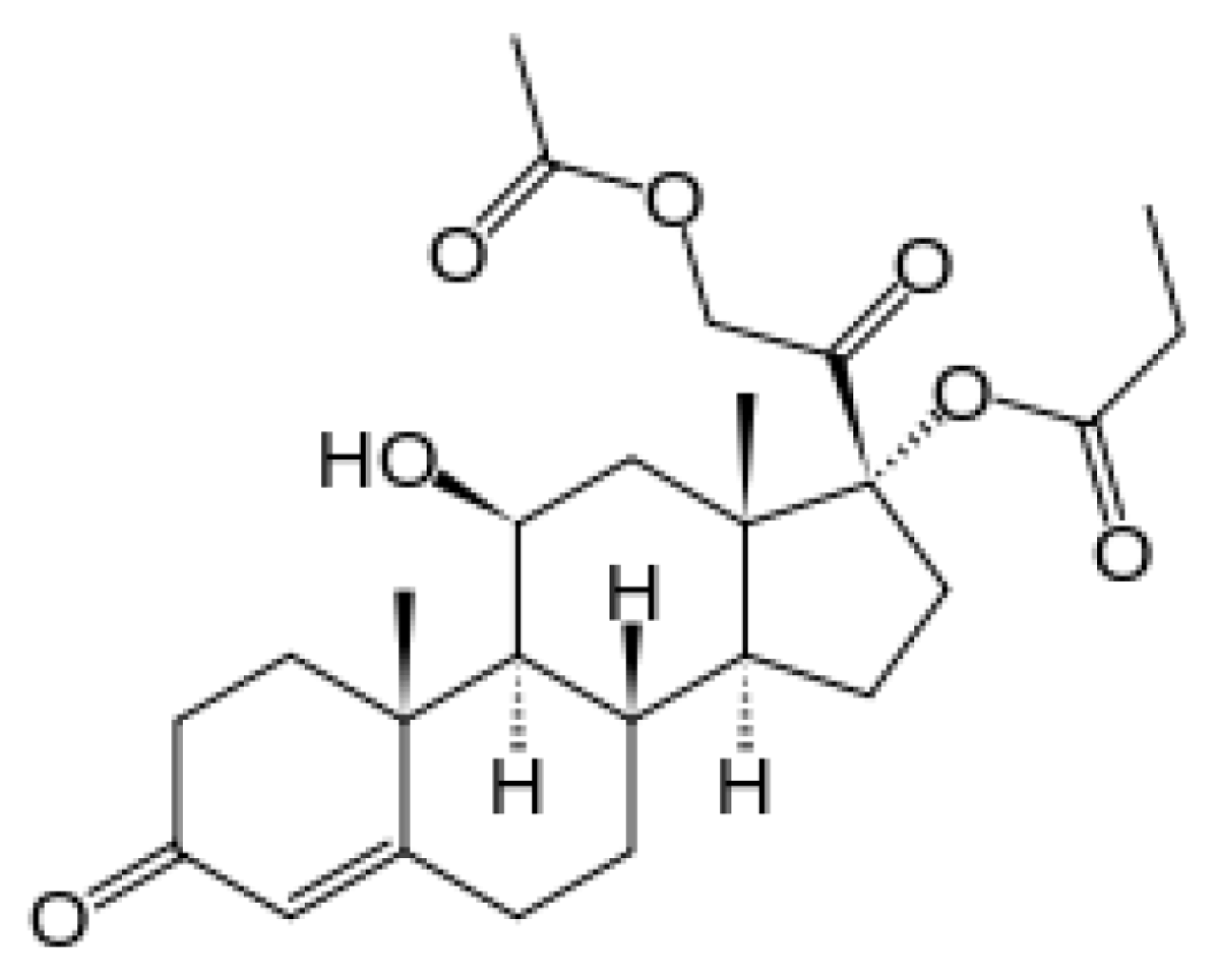 Hydrocortisone Aceponate