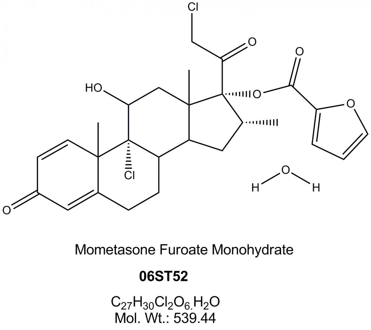 Mometasone Furoate Monohydrate